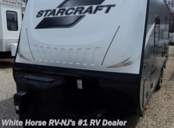 New 2016  Starcraft Launch Ultra Lite  22BUD Front Queen Rear U-Shaped Dinett by Starcraft from White Horse RV Center in Williamstown, NJ