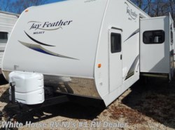 Used 2011  Jayco Jay Feather Select X26P 2-Bedroom King Bed & U-Dinette Slideout by Jayco from White Horse RV Center in Williamstown, NJ