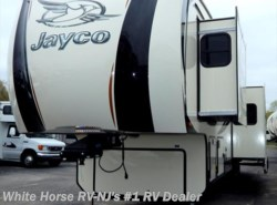 New 2016  Jayco North Point 375BH Two Bedroom Five Slideouts by Jayco from White Horse RV Center in Williamstown, NJ