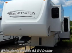 Used 2007  K-Z Sportsmen 3551 Rear Kitchen Quad Slideout by K-Z from White Horse RV Center in Williamstown, NJ