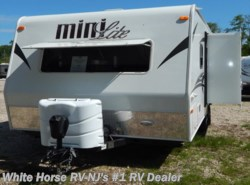 Used 2015  Forest River Rockwood Mini Lite 2109S Sofa/Bed Slide Front Island Queen Bed by Forest River from White Horse RV Center in Egg Harbor City, NJ
