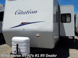 Used 2004  Thor Citation 37Z Two Bedroom Sofa/Dinette Slide Out by Thor from White Horse RV Center in Williamstown, NJ