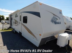 Used 2009  Jayco Eagle 320 RLDS Rear Loung Double Slideout by Jayco from White Horse RV Center in Williamstown, NJ