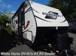 New 2017  Starcraft Autumn Ridge 289BHS Two Bedroom Sofa/U-Dinette Slideout by Starcraft from White Horse RV Center in Williamstown, NJ