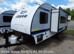 New 2017  Jayco Hummingbird 17RK Rear Kitchen Front Queen w/Galley Slideout by Jayco from White Horse RV Center in Williamstown, NJ
