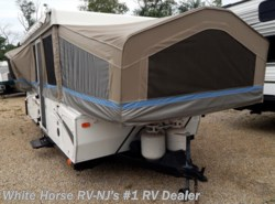 Used 2013  Forest River Flagstaff 425D King & Queen Bed Dinette Slide w/Roof AC by Forest River from White Horse RV Center in Williamstown, NJ