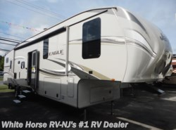 New 2017  Jayco Eagle 345BHTS Two-Bedroom Triple Slideout by Jayco from White Horse RV Center in Williamstown, NJ