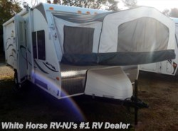 Used 2008  Palomino Stampede 21RGS Double Bed Ends, Sofa Slide by Palomino from White Horse RV Center in Williamstown, NJ