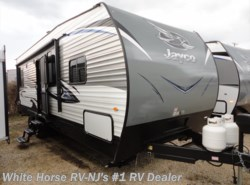 New 2017  Jayco Octane Super Lite 273SL Front Is. Queen w/8' x8' Garage Area by Jayco from White Horse RV Center in Williamstown, NJ