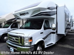 New 2018 Jayco Greyhawk Prestige 29MVP Rear Queen Double Slideout available in Williamstown, New Jersey