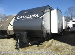 Used 2017 Coachmen Catalina 333RETS Rear Entertainment Triple Slide available in Williamstown, New Jersey