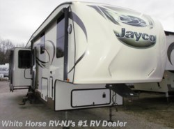 Used 2015 Jayco Eagle 323LKTS Rear Entertainment Triple Slide available in Williamstown, New Jersey