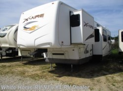 Used 2008 Newmar X-Aire 38CKTH Double Slide with Rear Garage available in Williamstown, New Jersey