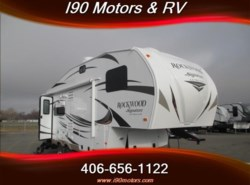 New 2016 Forest River Rockwood Signature Ultra Lite 8244WS available in Billings, Montana