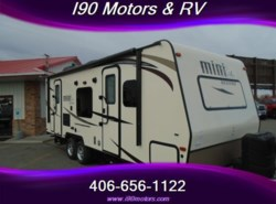 Used 2016  Forest River  Mini Lite 2502KS by Forest River from I-90 Motors & RV in Billings, MT