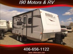 New 2017  Forest River Rockwood Mini Lite 2104S by Forest River from I-90 Motors & RV in Billings, MT