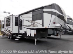 New 2017  Heartland RV Torque 345 by Heartland RV from RV Outlet USA in Ringgold, VA