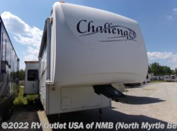 Used 2008 Keystone Challenger 35CKQ available in Longs, South Carolina