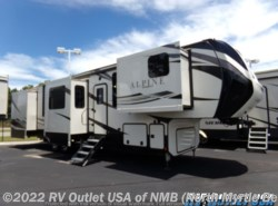 New 2019 Keystone Alpine 3801FK available in Longs, South Carolina