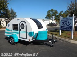 New 2017  Little Guy Tag Max XL 6 Wide Front Window/Teal by Little Guy from Wilmington RV in Wilmington, NC