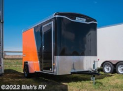 New 2016  Haulmark Transport TST6X12DS2 by Haulmark from Bish's RV Supercenter in Idaho Falls, ID
