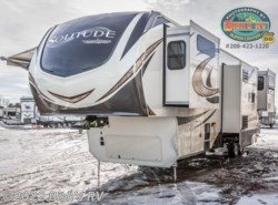 New 2017  Grand Design Solitude 375RES by Grand Design from Bish's RV Supercenter in Idaho Falls, ID
