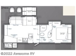 New 2018 Winnebago Minnie Plus 27REOK available in Chehalis, Washington