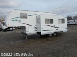 Used 2002 Fleetwood Wilderness 827 5S available in Peru, Indiana