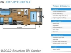 New 2017  Jayco Jay Flight SLX 212QBW by Jayco from Bourbon RV Center in Bourbon, MO