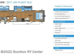 New 2017  Jayco Jay Flight SLX 32BDSW by Jayco from Bourbon RV Center in Bourbon, MO