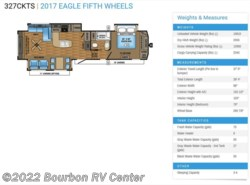 New 2017  Jayco Eagle 327CKTS by Jayco from Bourbon RV Center in Bourbon, MO