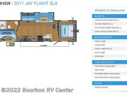 New 2017  Jayco Jay Flight SLX 284BHSW by Jayco from Bourbon RV Center in Bourbon, MO