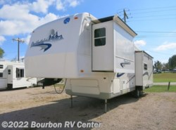 Used 2003  Holiday Rambler Presidential 34RLT by Holiday Rambler from Bourbon RV Center in Bourbon, MO