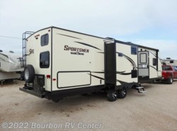 New 2017  K-Z Sportsmen 333BHK by K-Z from Bourbon RV Center in Bourbon, MO
