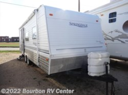 Used 2003  Keystone Springdale 245FB by Keystone from Bourbon RV Center in Bourbon, MO