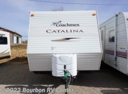 Used 2010  Coachmen Catalina 22 FB by Coachmen from Bourbon RV Center in Bourbon, MO