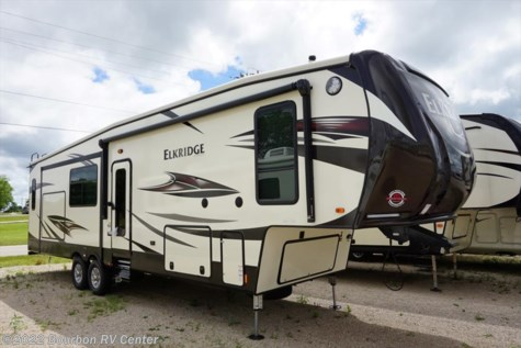 2018 Heartland RV ElkRidge ER 35 IKOK