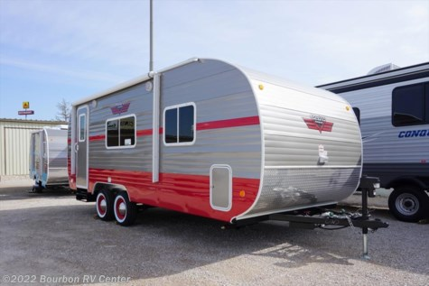 2019 Riverside RV Retro 189R