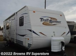 Used 2011  Heartland RV Trail Runner TR 28RKS