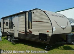 New 2016  Forest River Grey Wolf 24RK by Forest River from Brown's RV Superstore in Mcbee, SC