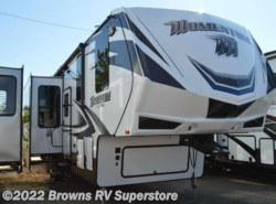 New 2017  Grand Design Momentum 388M by Grand Design from Brown's RV Superstore in Mcbee, SC