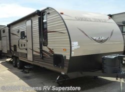 New 2017  Forest River Grey Wolf 29BH by Forest River from Brown's RV Superstore in Mcbee, SC