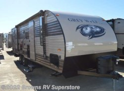New 2017  Forest River Grey Wolf 26DBH by Forest River from Brown's RV Superstore in Mcbee, SC