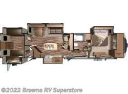New 2017  Open Range  3X427BHS by Open Range from Brown's RV Superstore in Mcbee, SC