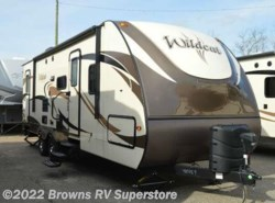 New 2017  Forest River Wildcat 251RBQ by Forest River from Brown's RV Superstore in Mcbee, SC