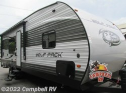 New 2017  Forest River Cherokee Wolf Pack 24PACK14 by Forest River from Campbell RV in Sarasota, FL