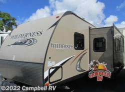 Used 2014  Heartland RV Wilderness 2650BH