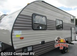 New 2017  Forest River Cherokee Wolf Pup 16BHS by Forest River from Campbell RV in Sarasota, FL