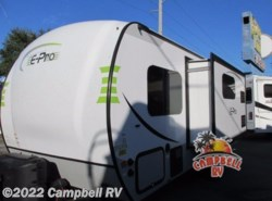 New 2017  Forest River Flagstaff E-Pro 17RK by Forest River from Campbell RV in Sarasota, FL