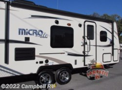 New 2017  Forest River Flagstaff Micro Lite 23LB by Forest River from Campbell RV in Sarasota, FL